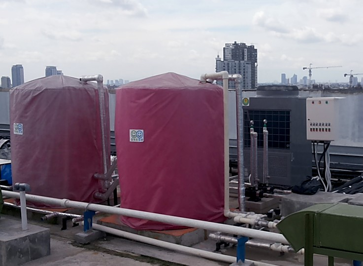 Hotel Heat Pump Open Tank